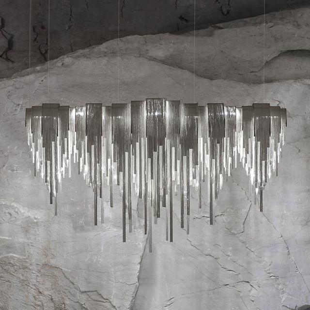Volver Linear Pendant modern-pendant-lighting