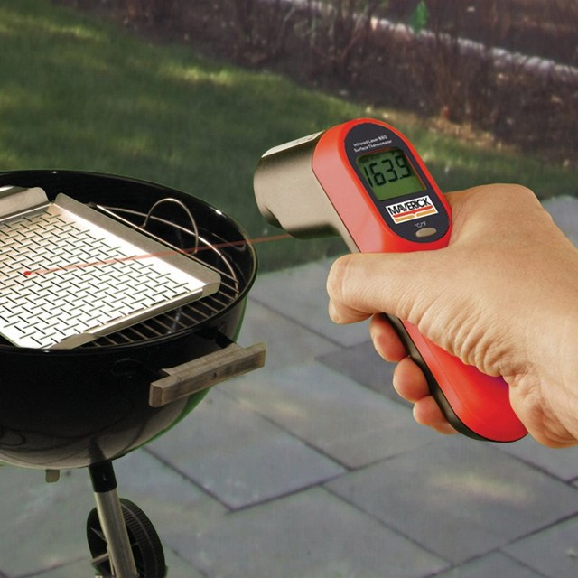 Maverick LT02 M Laser Surface Thermometer Multicolor - LT02 contemporary-outdoor-products