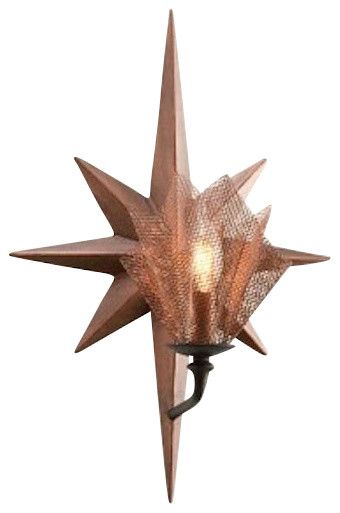 Copperfield 1-Light Wall Sconce contemporary-wall-lighting