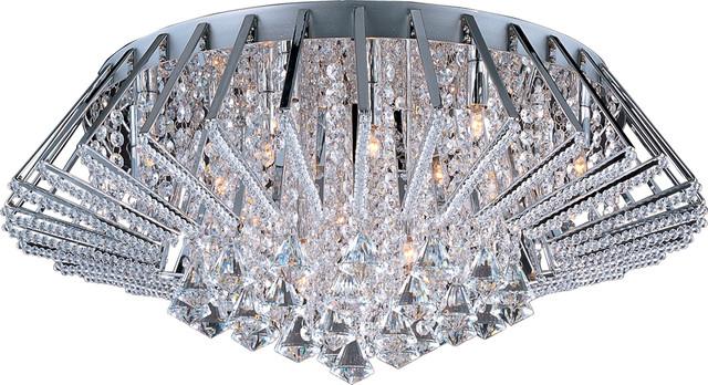 ET2 E20402-20PC Zen 20-Light Flush Mount modern-ceiling-lighting