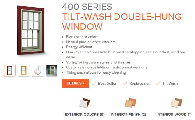 Andersen Windows and Doors windows