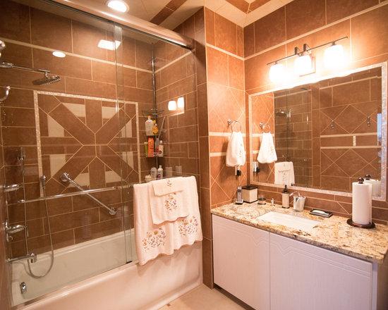 Semi-Frameless Shower Enclosures -