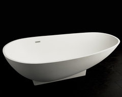 Lacava Ovale Bathtub contemporary-bathtubs