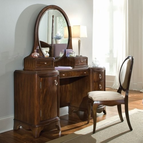 Lea Industries Elite Rhapsody Bedroom Vanity Set traditional bathroom vanities and sink consoles