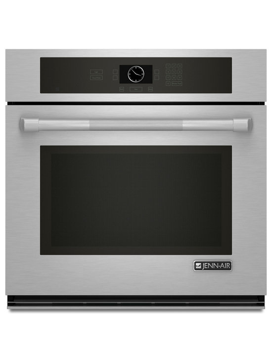 """Jenn-Air 30"""" Single Electric Wall Oven, Stainless Steel 