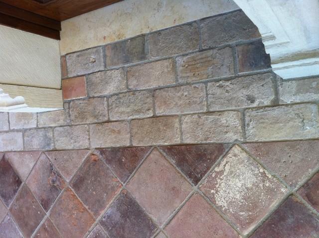 reclaimed terracotta tiles mediterranean - photo #41