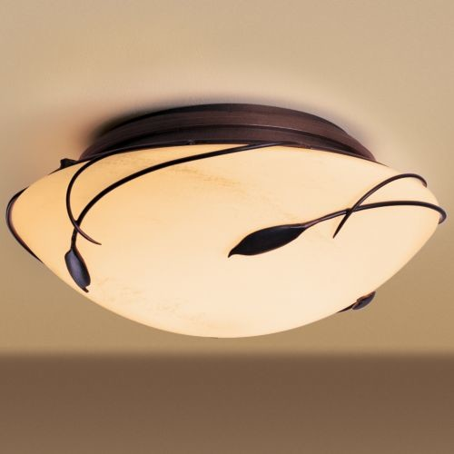 Leaf Flushmount - Large contemporary ceiling lighting