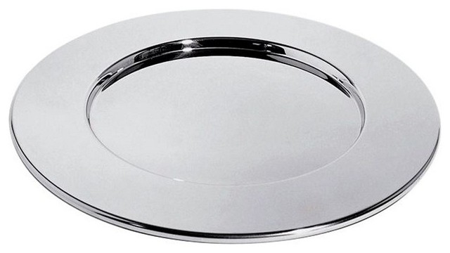 Alessi Placemat Contemporary Charger Plates By Lbc Modern
