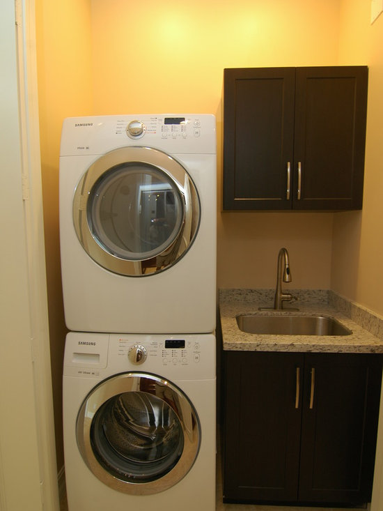 Small Laundry Closet Design Ideas Pictures Remodel