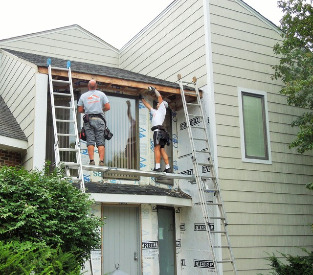 Lp smartside shake siding chicago by vis exterior corp for Lp smartside shake colors