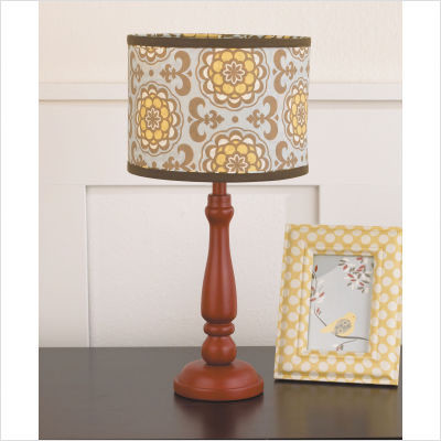 Cocalo Couture Delilah Lamp Base & Shade modern children lighting