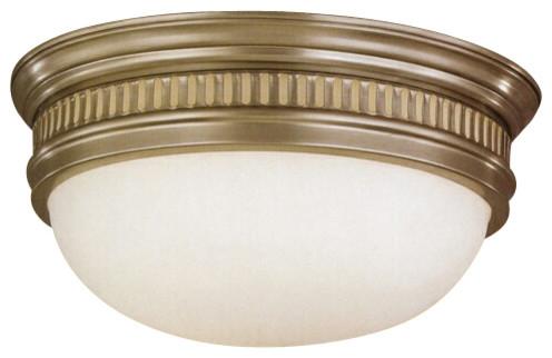 Hudson Valley Lighting Newport Flush  Mount transitional-ceiling-lighting