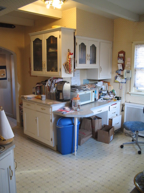 Kitchen remodel in Shorewood - Before