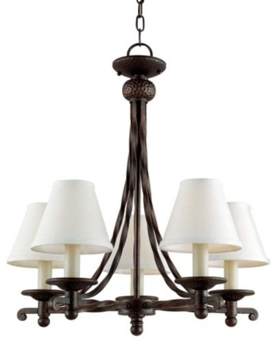 Kendall Chandelier contemporary-chandeliers