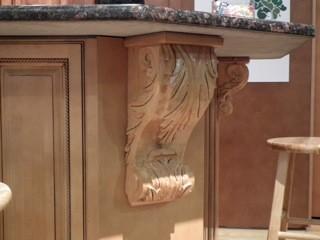 Sandstone Rope Kitchen kitchen-cabinetry