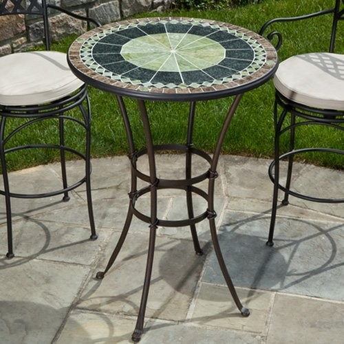 Mosaic Bistro Table Outdoor
