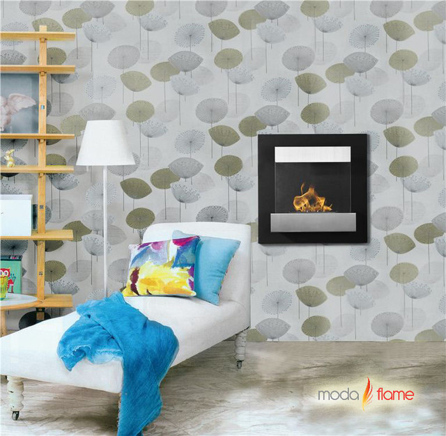 Ethanol Fireplaces contemporary-fireplaces