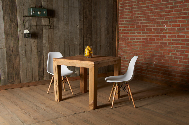 Reclaimed Wood Dining Tables Modern Dining Room