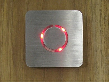 Touch Doorbell By Luxello Led Modern Lighting By