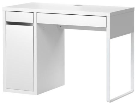 MICKE Desk Scandinavian Desks And Hutches By IKEA
