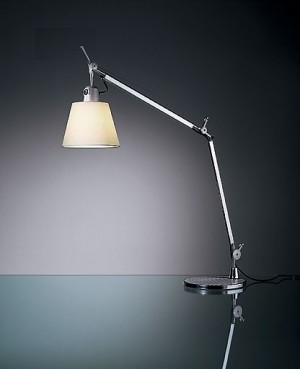 Tolomeo With Shade Table Lamp -Catalog featured modern-table-lamps