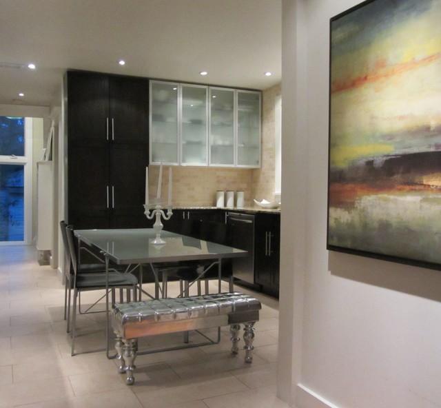 Windermere Residence modern-kitchen
