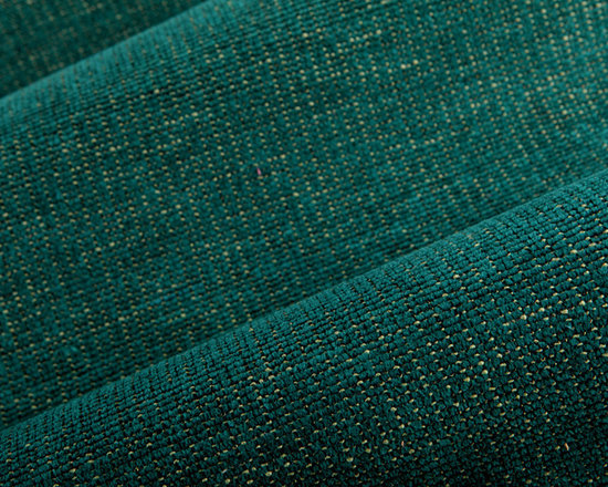 All Over Chenille Upholstery in Hunter Green - All Over Chenille Upholstery in Hunter Green & Tan textured fabric. This richly colored fabric is perfect for upholstering chairs, ottomans, or sofas. Made in the USA with 88% cotton & 12% rayon with a width of 54″. Cleaning code S.