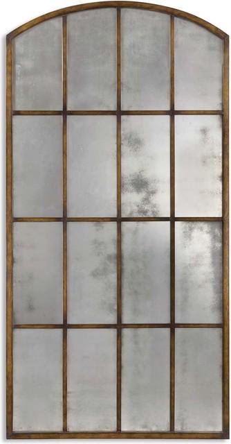 www.essentialsinside.com: Amiel Oversized Arch Mirror eclectic-floor-mirrors