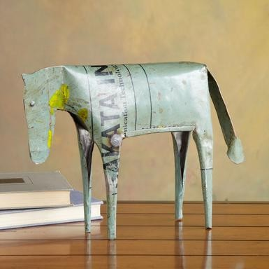 Steely Steed contemporary-artwork