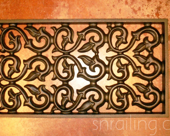 Residential - Interior - Designed and built by SN Custom Railing, Inc.