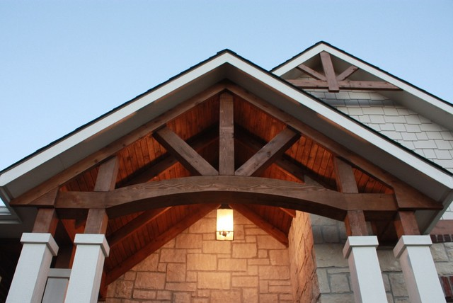 Painting Rough Cedar Ceiling Beams: Cedar And Reclaimed Cedar Beams On Exposed Plank Ceiling