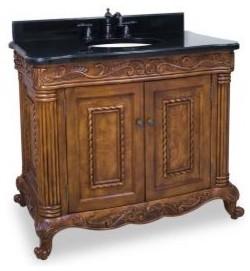 VAN012-T by Lyn Designs traditional-bathroom-vanities-and-sink-consoles