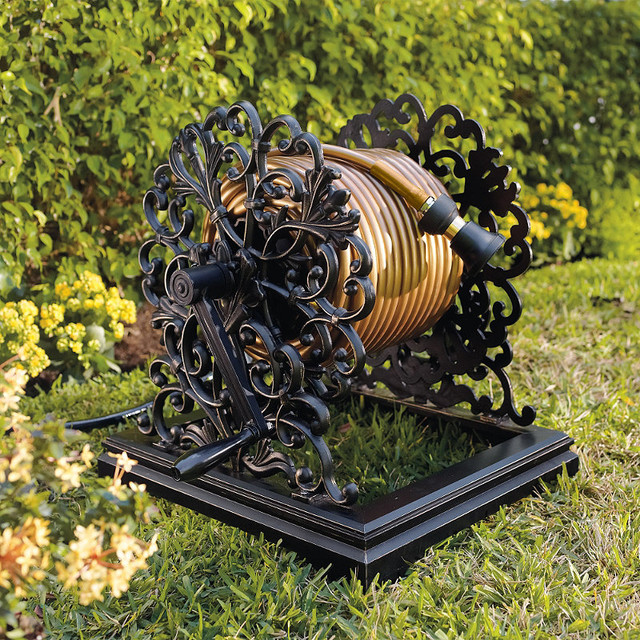 Classic Hose Reel - Traditional - Garden Hose Reels