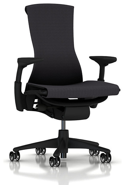 Embody Chair, Arms modern-office-chairs