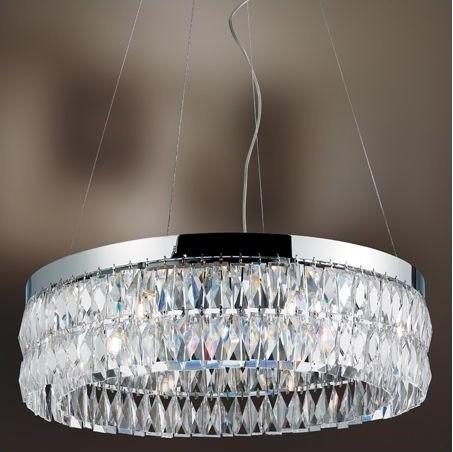Radin Round Suspension contemporary-pendant-lighting