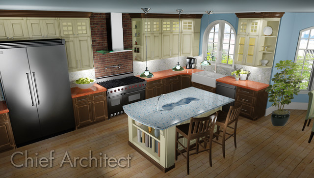 Kitchens Other Metro By Chief Architect