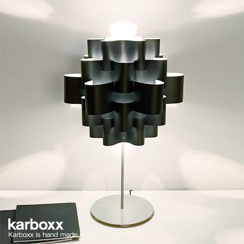 Karboxx Black Sun Carbon 50 Table Lamp table-lamps