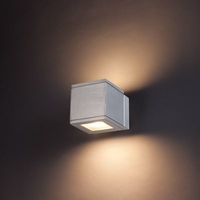 Rubix Indoor/Outdoor LED Wall Sconce by Modern Forms - Wall Sconces - by Lumens