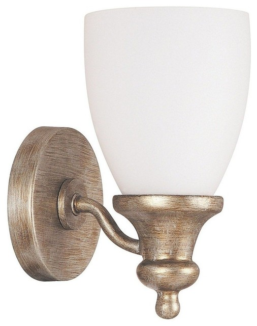 Capital Lighting Ansley Traditional Wall Sconce X-832-AS1028 - Traditional - Wall Sconces - by ...