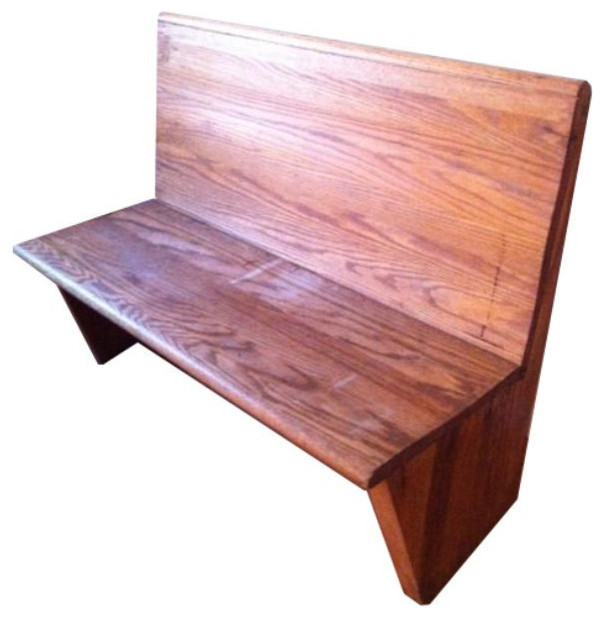 Sold Out Vintage Wooden Church Pew Bench 700 Est Retail 400 On Chairish