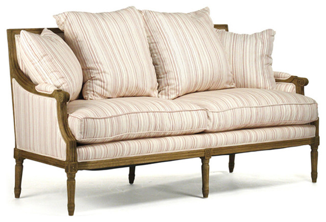 French Country Collection Farmhouse Sofas Other