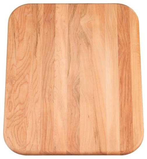 KOHLER K-6637-NA Cape Dory Hardwood Cutting Board contemporary-kitchen-knives-and-accessories