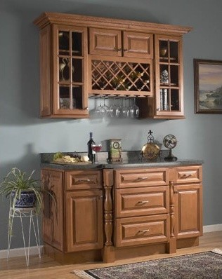 Rockport Series RTA Cabinets kitchen-cabinetry
