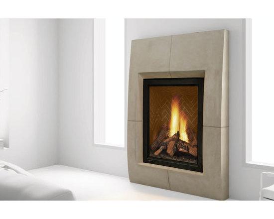 Everest Gas Fireplace -