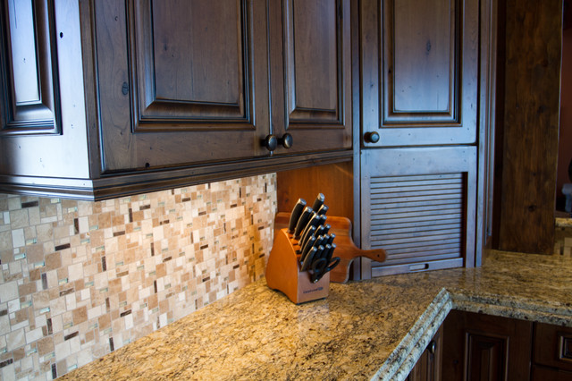 1818 Overlook Drive traditional-kitchen