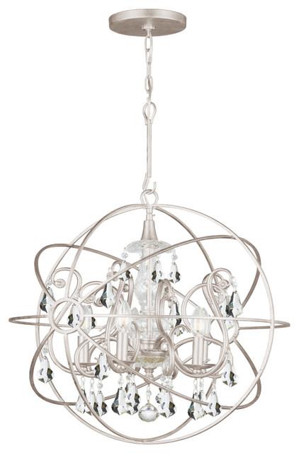 Solaris Chandelier - Large contemporary-chandeliers