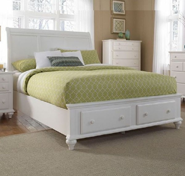 Http Www Houzz Com Photos 7040533 Broyhill Furniture Hayden Place Queen Storage Sleigh Bed In Linen White 4649 Traditional Bedroom Furniture Sets Salt Lake City