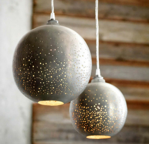 Constellation Pendant Lamps contemporary pendant lighting