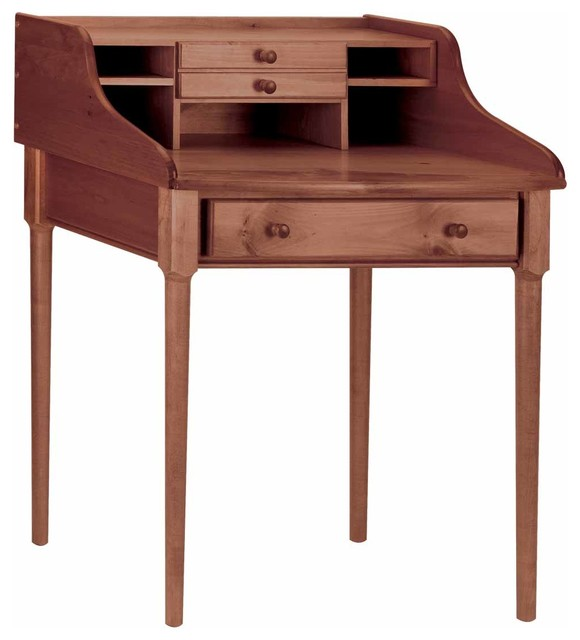 office desks antique solid pine bradford office desk 30 39 39 w 100912