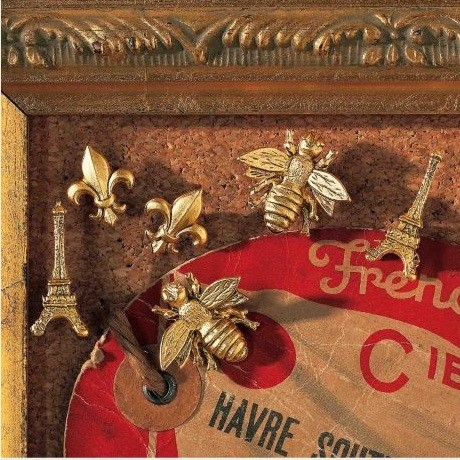 Style Tacks - Set of 24 traditional bulletin board